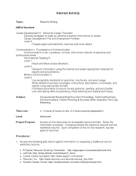 activities on resume doc tk activities on resume 23 04 2017