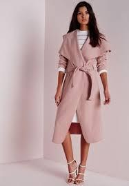 """Résultat de recherche d'images pour """"manteau rose clair"""""""