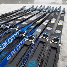 <b>Беговые лыжи</b> Salomon сезона 2019-2020: новинки, модели ...