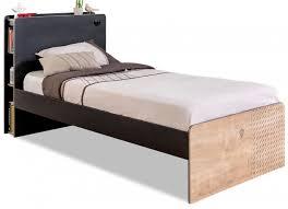 Подростковая <b>кровать Cilek Black</b> 200х100 см - Акушерство.Ru