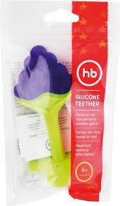 <b>Прорезыватель HAPPY BABY силиконовый</b> 20025 – купить в ...