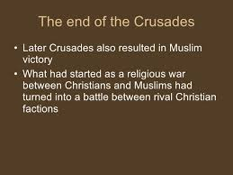 「end of crusaders」の画像検索結果