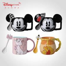 Disney Fashion Mickey Minnie Kid <b>ABS Plastic Water Cup</b> Cartoon ...