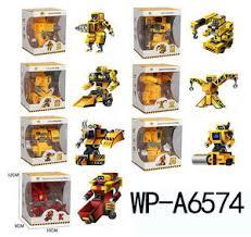 <b>Робот</b>-<b>трансформер Junfa</b> toys D622-H092 — купить по выгодной ...