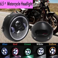<b>Motorcycle</b> Headlight Spotlight 40W <b>LED</b> moto <b>auxiliary</b> lamp 6500K ...