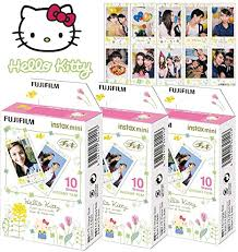 <b>Fujifilm</b> Instax Mini <b>Sanrio Hello Kitty</b> Instant 30 Film: Amazon.co.uk ...
