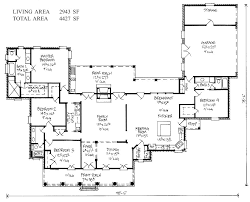 Michelle   Country French Home Plans Louisiana House Planssprawling country french acadian style floor plan