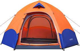HOSPORT Camping Tent 2-3 Person Tent Instant ... - Amazon.com