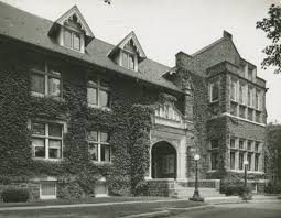 historical survey of the buildings of lafayette college architectural essay on hogg hall