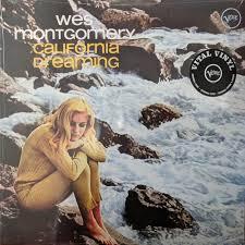 <b>Wes Montgomery</b> – <b>California</b> Dreaming - Syd Records