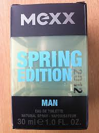4 X BOTTLES OF <b>MEXX SPRING EDITION</b> 2012 MAN 30ML | eBay