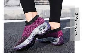 Ablanczoom Womens Walking Shoes Wedges ... - Amazon.com