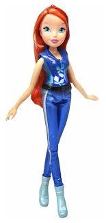 <b>Кукла Winx Club</b> WOW Шпионка Блум, 36 см, IW01441701 ...