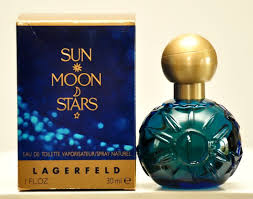 <b>Karl Lagerfeld Sun</b> Moon Stars Eau de Toilette Edt 30ml 1 Fl. | Light ...