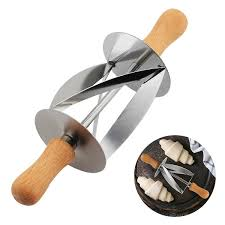 Upspirit <b>Stainless Steel Rolling Cutter</b> for Making Croissant Bread ...
