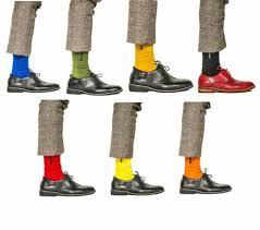 Fashion <b>Mens</b> Cotton Socks <b>Solid Color British</b> style Business ...