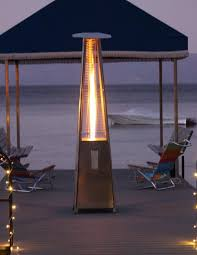 glass tube heater stainless steel patio  glass tube stainless