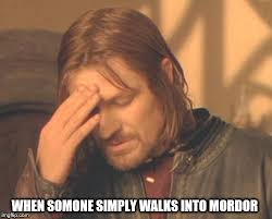 Frustrated Boromir Latest Memes - Imgflip via Relatably.com