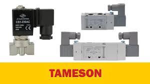 <b>Solenoid valves</b> for <b>pneumatic</b> systems | Tameson