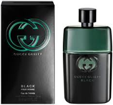 <b>Gucci Guilty Black Pour</b> Homme by Gucci for Men - Eau de Toilette ...