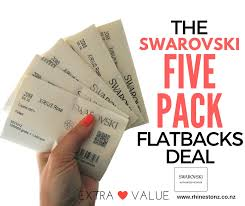 THE SWAROVSKI FIVE <b>PACK</b> DEAL