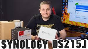 Synology DS215j: <b>сетевое хранилище</b> для умного дома - YouTube