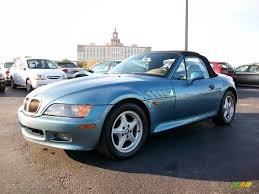 1997 z3 19 roadster atlanta blue metallic beige photo 1 atlanta blue metallic 1996