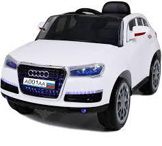 <b>Электромобили Audi</b> для детей
