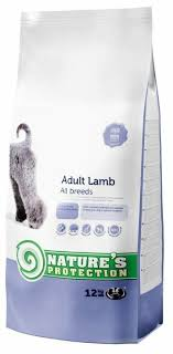 Купить <b>Корм</b> для собак Nature's Protection Adult Lamb в Минске с ...