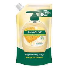 <b>Мыло жидкое</b> `<b>PALMOLIVE</b>` НАТУРЭЛЬ Молоко и Мед сменный ...