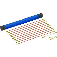 Draper Toolbox <b>Cable Access Kit</b> 10 x 330mm