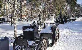 Новороссийск ожидает <b>снежный Новый год</b>