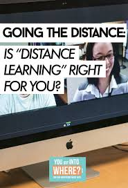 you got into where pros and cons of taking online virtual classes aka distance learning