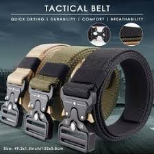 Outdoor Tactical Belt Multifunctional Nylon Military Training ... - Vova