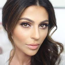 how to do natural makeup for brown eyes middot natural makeup look