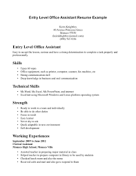 entry level receptionist resumes template entry level receptionist resumes