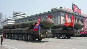 Hasil gambar untuk north korea MISSILE PIC