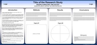 powerpoint scientific research poster templates for printing poster template