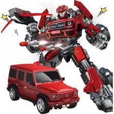 <b>Радиоуправляемый трансформер MZ Model</b> Mercedes G55 1:14 ...