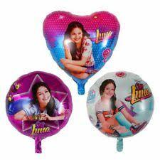 <b>10pcs</b>/lot <b>Soy Luna</b> Girl Foil Balloons 18 Inch Baby Girl Birthday ...