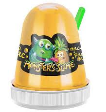 "<b>Слайм Monster Slime KiKi</b>- ""Сочный Ананас"""