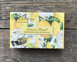 <b>Michel Design Works Lemon</b> Basil soap | Bellevue Botanical Garden