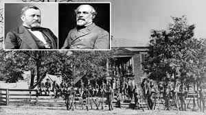 「1865, civil war; general lee surrendered ending the war」の画像検索結果