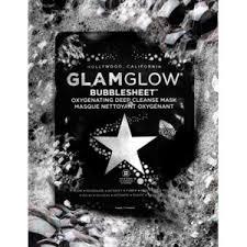 Маска для лица <b>GLAMGLOW BUBBLESHEET</b> | Отзывы покупателей