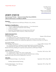 sample resume for welding job professional resume cover letter sample resume for welding job sample resumes resume writing tips writing a resume pipe welder
