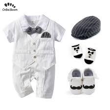 2020 New <b>Summer Brand</b> Gentleman Style Baby <b>Boys</b> Clothing Sets ...