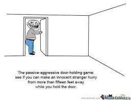 Then Close The Door Before They Get There by recyclebin - Meme Center via Relatably.com
