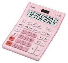 Купить <b>Калькулятор CASIO GR-12C-PK</b>, розовый в интернет ...