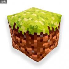 <b>Pouffe</b> Minecraft - Character World