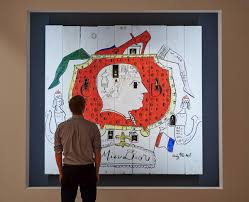 how andy warhol used store window displays to launch an art career exhibition installation view adman warhol before pop at the art gallery of new south wales all artworks from the andy warhol museum pittsburgh copy the